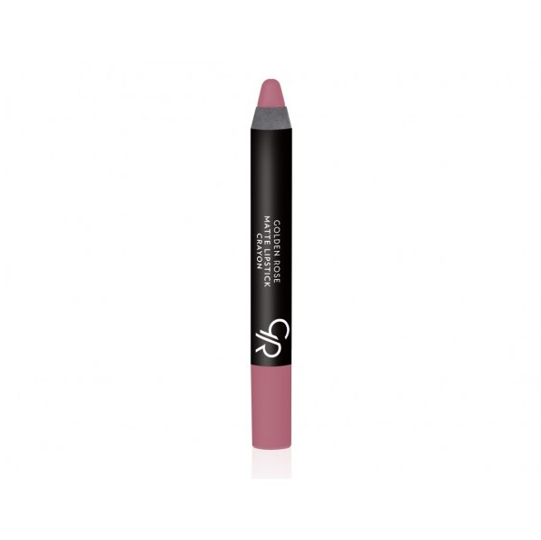 Golden Rose Matte Crayon